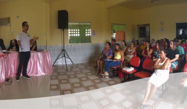 1º Reunião Ampliada da Conferência Municipal de Saúde das Mulheres