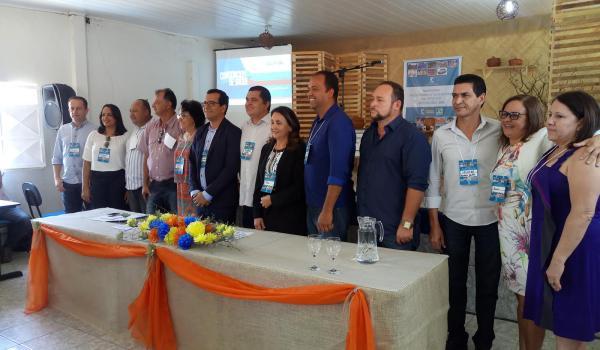 PRIMEIRA REUNIÃO ORDINÁRIA ITINERANTE DA UNIPI EM AMÉRICA DOURADA