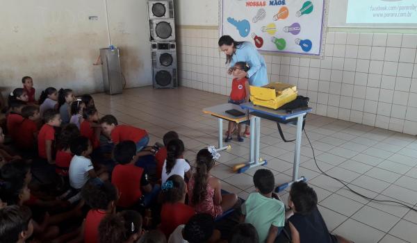 Programa Saúde na Escola – PSE.