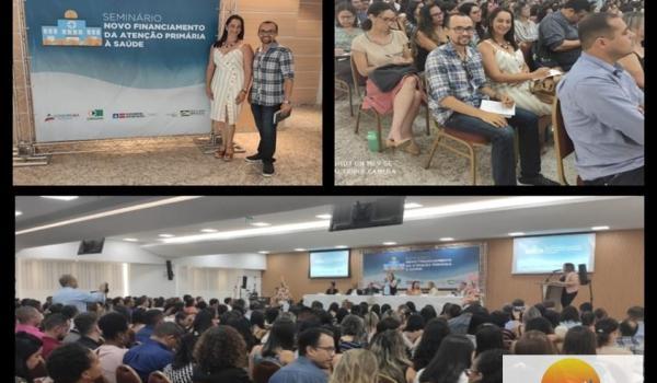 Seminário Sobre o Novo Financiamento da Atenção Básica